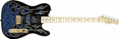 Fender James Burton Tele MN BPF