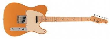 Fender Custom Shop Danny Gatton Signature Telecaster Maple Fingerboard Frost Gold