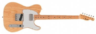 Fender Custom Shop Albert Collins Signature Telecaster Maple Fingerboard Natural