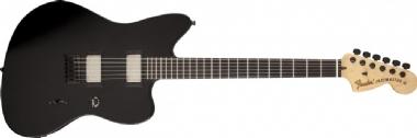 Fender Jim Root Jazzmaster EB Flat BLK