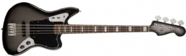 Fender Troy Sanders Jaguar Bass RW SVBST
