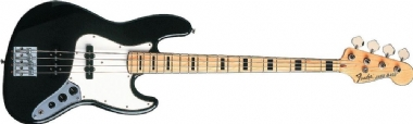 Fender Geddy Lee Jazz Bass MN BLK