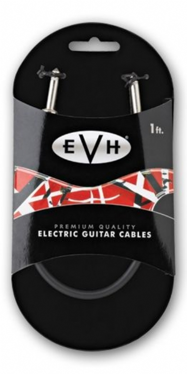 EVH Premium Cable - 1' S to S