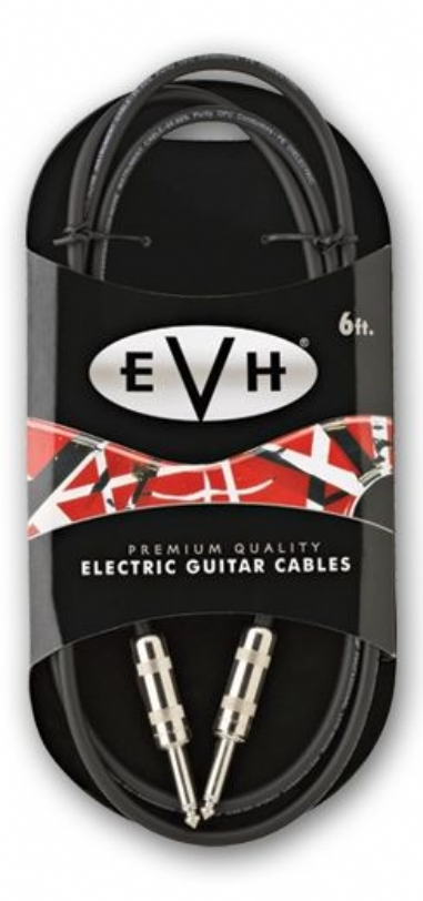 EVH Premium Cable - 6' S to S