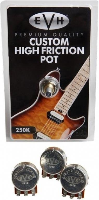 EVH High Friction 250K pot