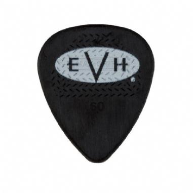 EVH Signature Picks 6 Pack Black/White .60 mm