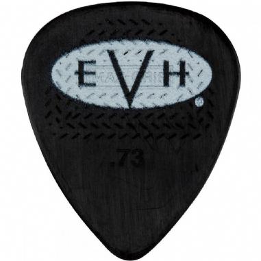 EVH Signature Picks 6 Pack Black/White .73 mm