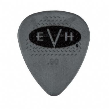 EVH Signature Picks 6 Pack Gray/Black .60 mm