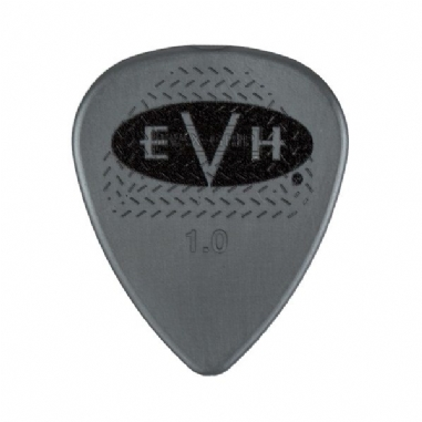 EVH Signature Picks 6 Pack Gray/Black 1.00 mm