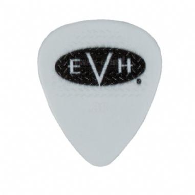 EVH Signature Picks 6 Pack White/Black .88 mm