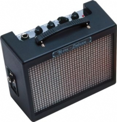 Fender Mini Amps - Mini Deluxe MD-20 Mini Amfiler