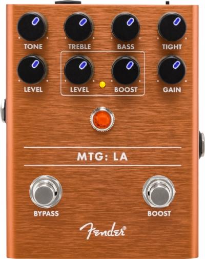 Fender MTG: LA Tube Distortion