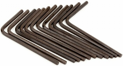 Fender Truss Rod Wrench 1 8 Hex Set Of 12 Yedek Parça