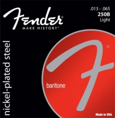 Fender Super 250's Baritone 250B 13-65