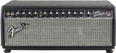 Fender Super Bassman 300 Watt Head