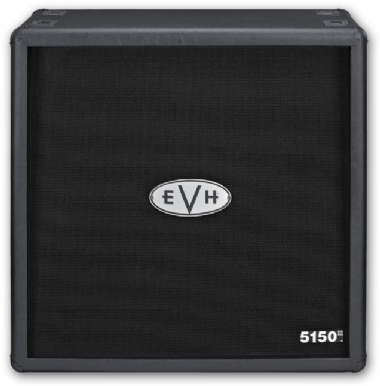 EVH 5150 III 412 4 x 12 BLK