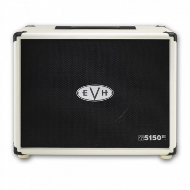 EVH 5150 III 1x12 Straight Cabinet Ivory