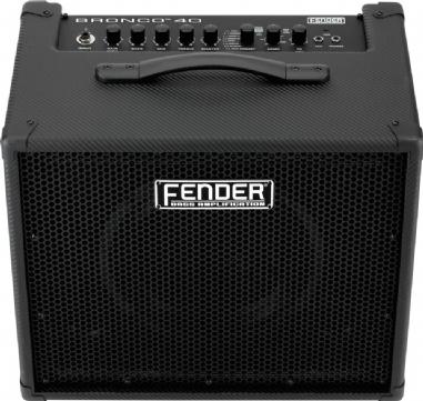 Fender Bronco 40 Combo 40 Watt 8 amp FX 1X10