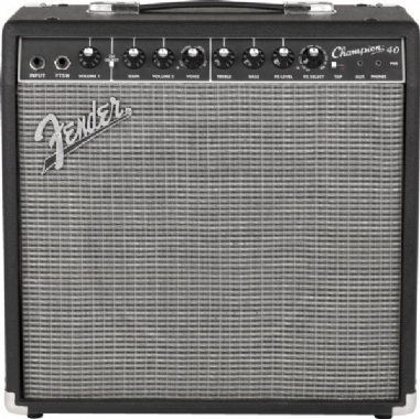 Fender Champion 40 Amp Elektro Gitar Amfisi