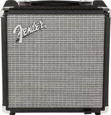 Fender Rumble 15 V3 Bas Gitar Amfisi