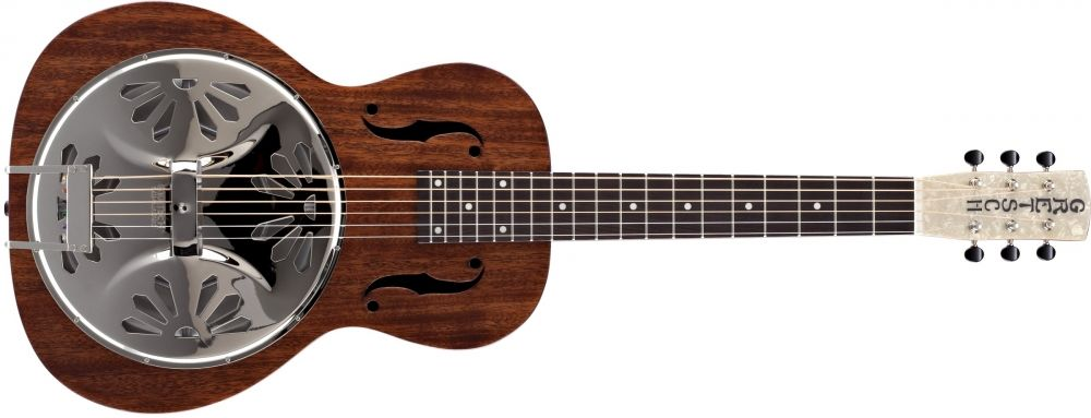 Gretsch G9210 Boxcar Standard Resonator Guitar Square Neck