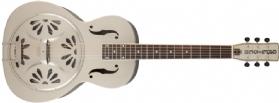 Gretsch G9221 Bobtail Resonator Guitar Steel Round Neck