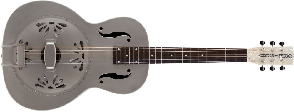 Gretsch G9201 Honey Dipper Brass Resonator Guitar