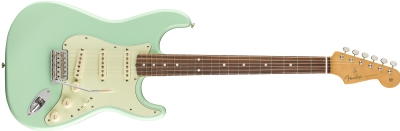Fender Vintera '60s Stratocaster Pau Ferro Klavye Surf Green