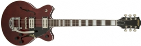 Gretsch G2655T Streamliner? Center Block Jr. with Bigsby®, Broad\'Tron? Pickups, Walnut Stain