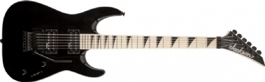 Jackson JS32 Dinky DKA-M Akçaağaç Klavye Black Elektro Gitar