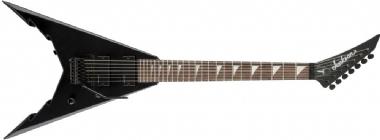 Jackson Corey Beaulieu X-Series KV7 BKS, Dark Rosewood Fingerboard, Satin Black