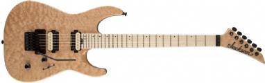 Jackson DK2QM Pro Serisi Dinky Natural Blonde Elektro Gitar