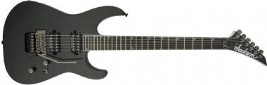 Jackson Pro Soloist SL2 Abanoz Klavye Metallic Black Elektro Gitar
