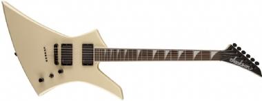 Jackson KEXTMG X Serisi Kelly Gülağacı Klavye Ivory Elektro Gitar
