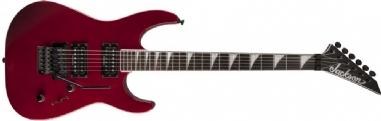Jackson SLX Soloist Floyd Rose Gülağacı Klavye Metallic Red Elektro Gitar