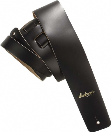 Jackson Jackson Leather Guitar Strap