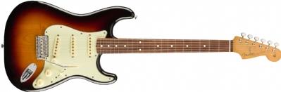 Fender Vintera '60s Stratocaster Pau Ferro Klavye 3-Color Sunburst