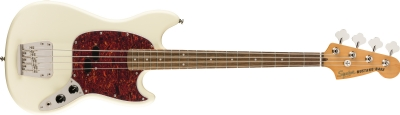 Squier Classic Vibe 60s Mustang Bass LRL OWT