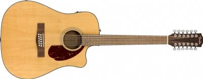 Fender CD-140SCE 12 STR WN NAT