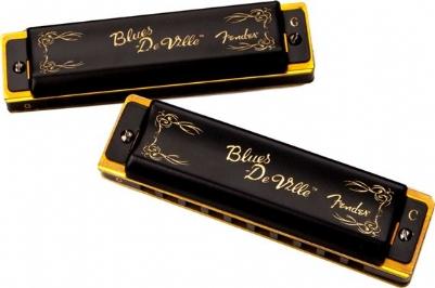 Fender Harmonica Blues Deville C Mızıka