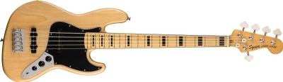 Squier Classic Vibe 70s Jazz Bass V MN NAT