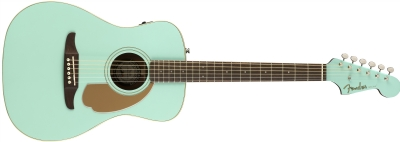 Fender Malibu Player WN AQS