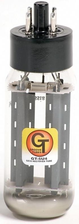 Groove Tubes GT-5U4 RECTIFIER