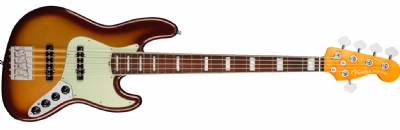 Fender AM ULTRA JAZZ BASS V RW MOB
