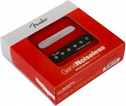 Fender Gen 4 Noiseless Tele Manyetik Seti (2)