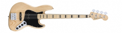 Fender Deluxe Active Jazz Bass MN NAT