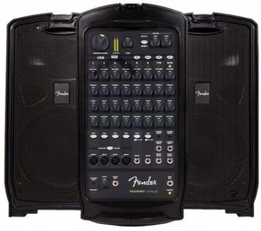 Fender Passport VENUE 600w Portatif Ses Sistemi