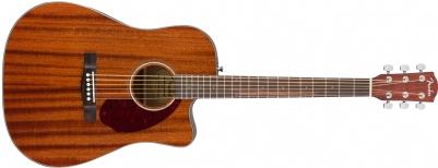Fender CD-140SCE ALL-MAH WN NAT