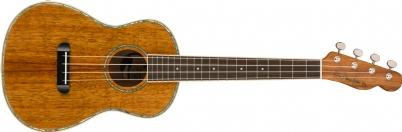 Fender Montecito Tenor Uke WN NAT w/bag