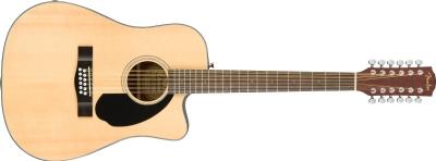 Fender CD-60SCE 12 STR WN NAT
